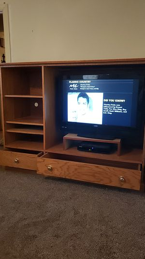 Custom TV stand for Sale in Raleigh, NC