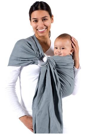 Ring Sling canvas baby carrier like brand new. for Sale in Santa Monica, CA