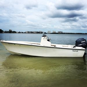 18 Seacraft with Yamaha Four Stroke! for Sale in St. Petersburg, FL