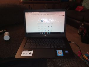 HP Chromebook (**150.00**) for Sale in Tacoma, WA