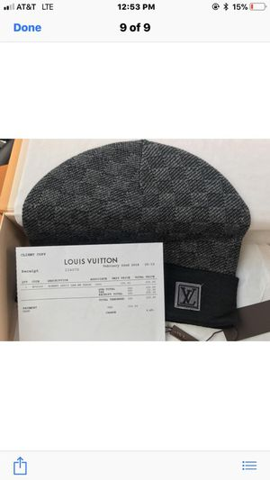 Louis Vuitton beanie for Sale in Tampa, FL