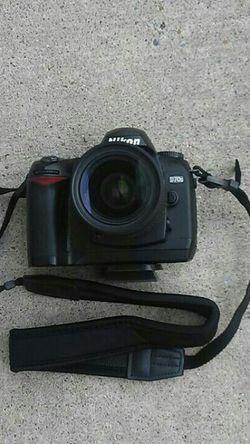 Nikon Digital Camera D70s for Sale in Nashville,  TN