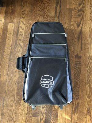 Mapex Xylophone Drum Kit Black Rolling Bag New Percussion Set Instrument for Sale in Flat Rock, MI