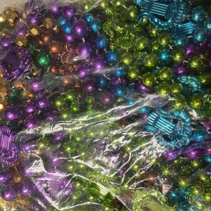 Mardi Gras Beads! 2 Bags for Sale in Lake Oswego, OR