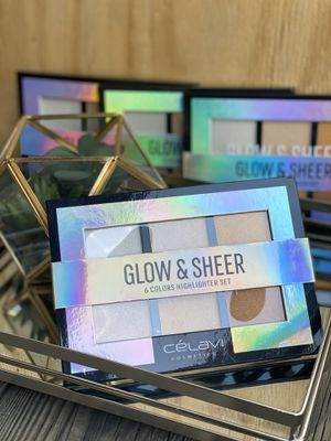 Glow & Sheer 6 Colors Highlighter Set for Sale in Pineville, NC