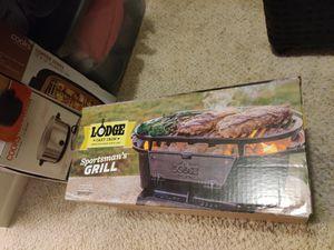 Lodge hibachi grill - New for Sale in Atlanta, GA