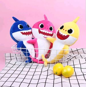 "12"" Big Baby Shark Plush kids Gift Toy - Juguete para bebé for Sale in Hazard, CA"