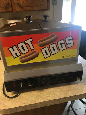 Steaming Demon Hot Dog Machine for Sale in Wichita Falls, TX