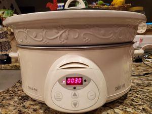 Crock-pot slow cooker for Sale in Kyle, TX