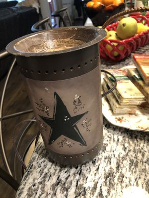 Texas Star Rustic Scentsy wax melter for Sale in Little Elm, TX