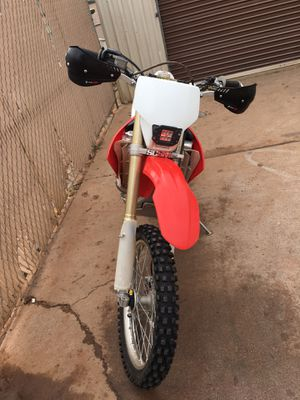 Crf450x for Sale in Payson, AZ