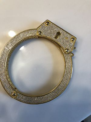 Handcuff bracelet and Ring Set for Sale in Murfreesboro, TN