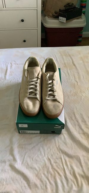 puma suede men's size 12 for Sale in Silver Spring, MD