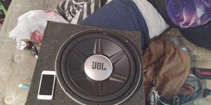 """JBL 15"""" single voice coil 4 ohm 350 rms 1400w peak subwoofer for Sale in Springfield, MO"""