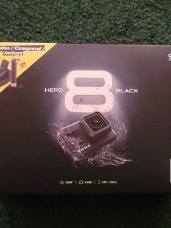GoPro HERO 8 Black Bundle - Brand New for Sale in Alexandria,  VA