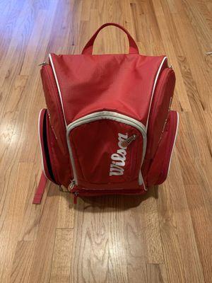 Wilson Tour V Large Backpack, Red for Sale in Kirkland, WA