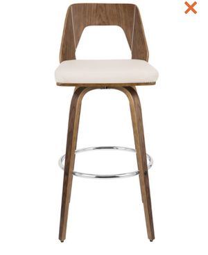 New Bar stools swivel Lumi Source BS-TRILO WL for Sale in Chicago, IL
