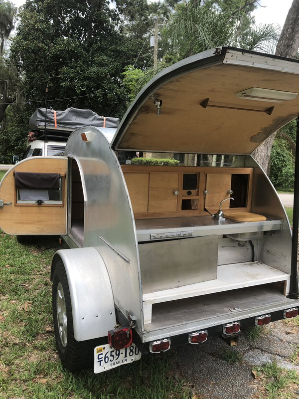 Teardrop camper for Sale in DeLand, FL - OfferUp