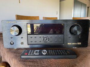 Marantz AV SURROUND RECEIVER SR4500 7.1 channel input $250 OBO for Sale in Cave Creek, AZ