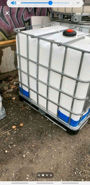 Water tank 275 gal for Sale in The Bronx, NY