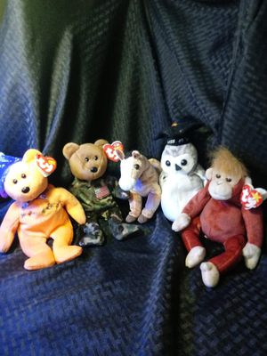Beanie baby for Sale in San Marcos, TX