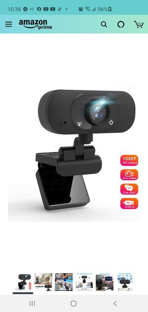 Web cam for Sale in Indianapolis, IN