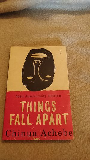 Things Fall Apart by Chinua Achebe for Sale in Chandler, AZ