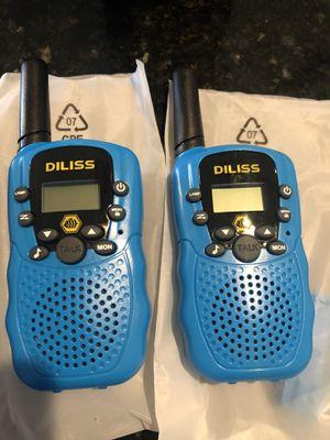kids walkie talkies for Sale in Fort Worth, TX
