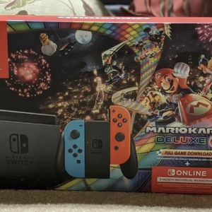 ****NEW MARIO KART NINTENDO SWITCH BUNDLE*** for Sale in Miami, FL