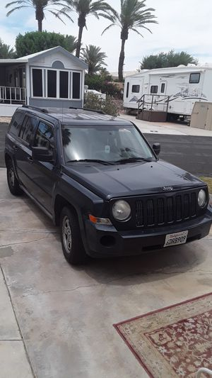 2008 jeep patriot for Sale in Cathedral City, CA