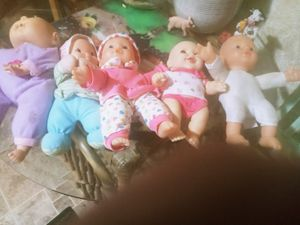 Doll babies for Sale in Columbus, OH