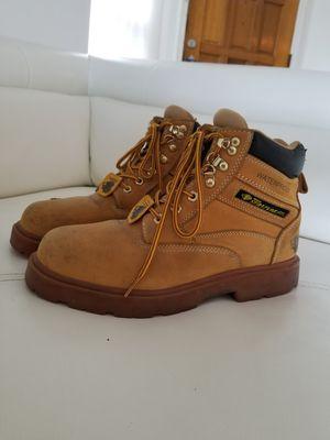 Work boots botas puntera de acero for Sale in Fort Lauderdale, FL