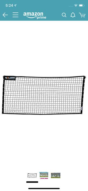 Rollback net 10 foot - behind basketball hoop / driveway for Sale in Denver, CO
