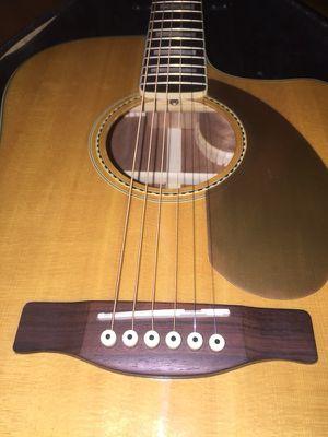 Fender Kingsman SCE Acoustic/Electric Guitar- Elvis Presley for Sale in Orlando, FL