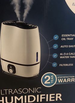 Ultrasonic humidifier for Sale in Somerville,  MA