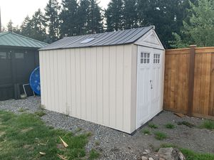 Rubbermaid Shed for Sale in Kent, WA