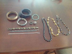 Necklaces, bracelets, rings. READ DESCRIPTION BELOW for Sale in Chula Vista, CA