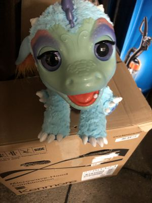 Lightly used FurReal Friends Torch My Blazin' Dragon for Sale in Weymouth, MA