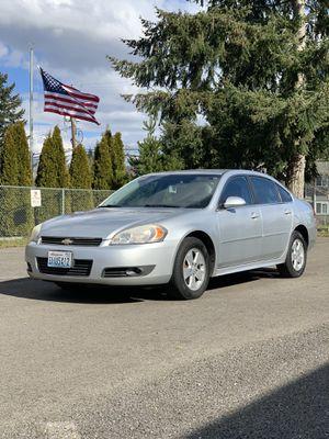 2010 Chevrolet Impala for Sale in Tacoma, WA