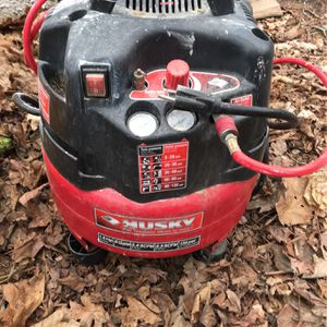 Husky Air Compressor for Sale in Brooklyn, NY