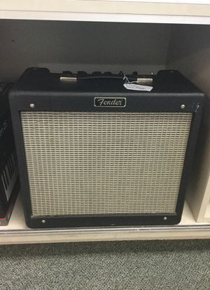 Fender Blues Junior Tube Amplifier for Sale in Portland, OR