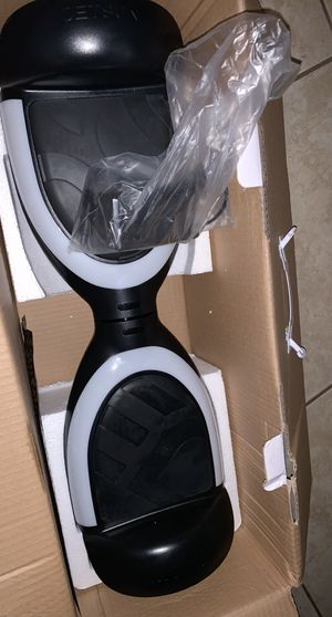 Jetson Sphere light up hoverboard for Sale in Merced, CA
