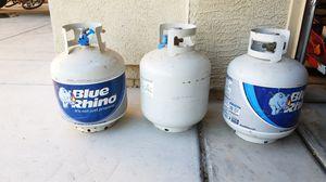 3 propane tanks for Sale in San Tan Valley, AZ