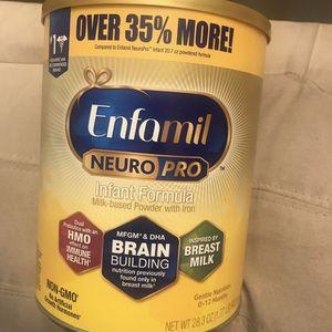 Enfamil Neuro Pro for Sale in San Leandro, CA