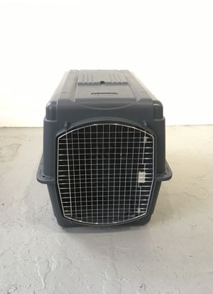 """Petmate Petporter large dog kennel 37.5"""" depth X 25"""" width X 30"""" height brand new never used for Sale in Hoboken, NJ"""