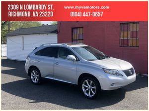 2010 Lexus RX 350 for Sale in Richmond, VA