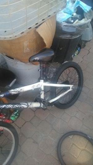 Freestyle 2.0 ambush...20 in bike for Sale in Fontana, CA