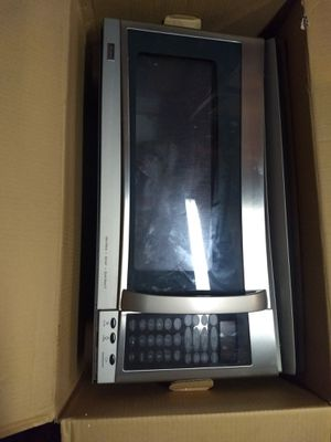 Over stove microwave for Sale in Bremerton, WA