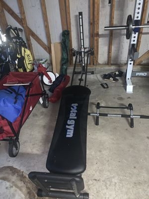 Total gym for Sale in Houston, TX