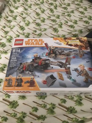Lego Star Wars cloud rider battle bikes set for Sale in League City, TX